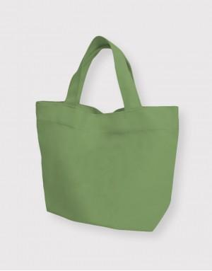 彩色帆布餐袋 - 六色