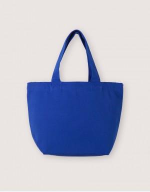 12安加大小托特 - 靛藍