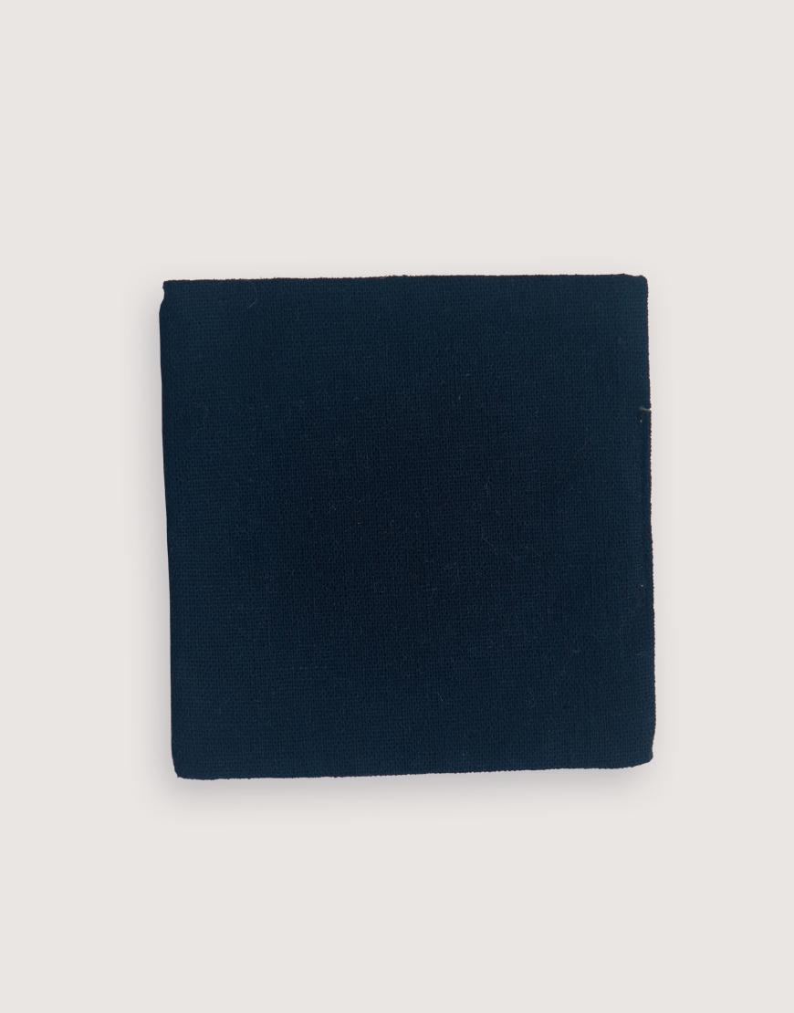 棉麻雙色杯墊 - 四色