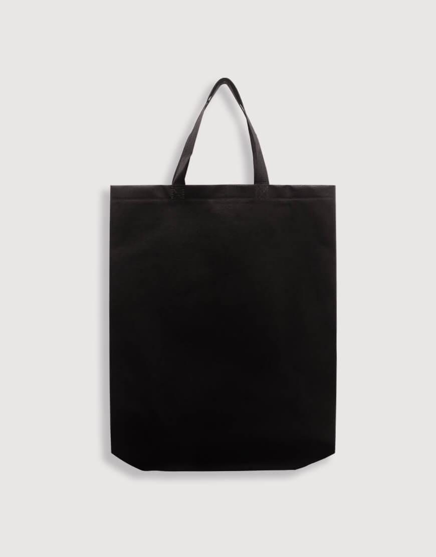熱壓不織布有底有側直式袋 - L - 3色