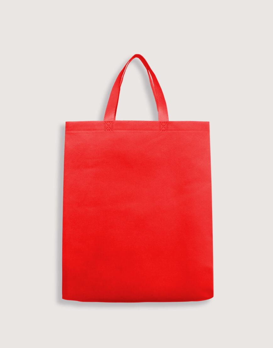 熱壓不織布有底有側直式袋 - S - 3色