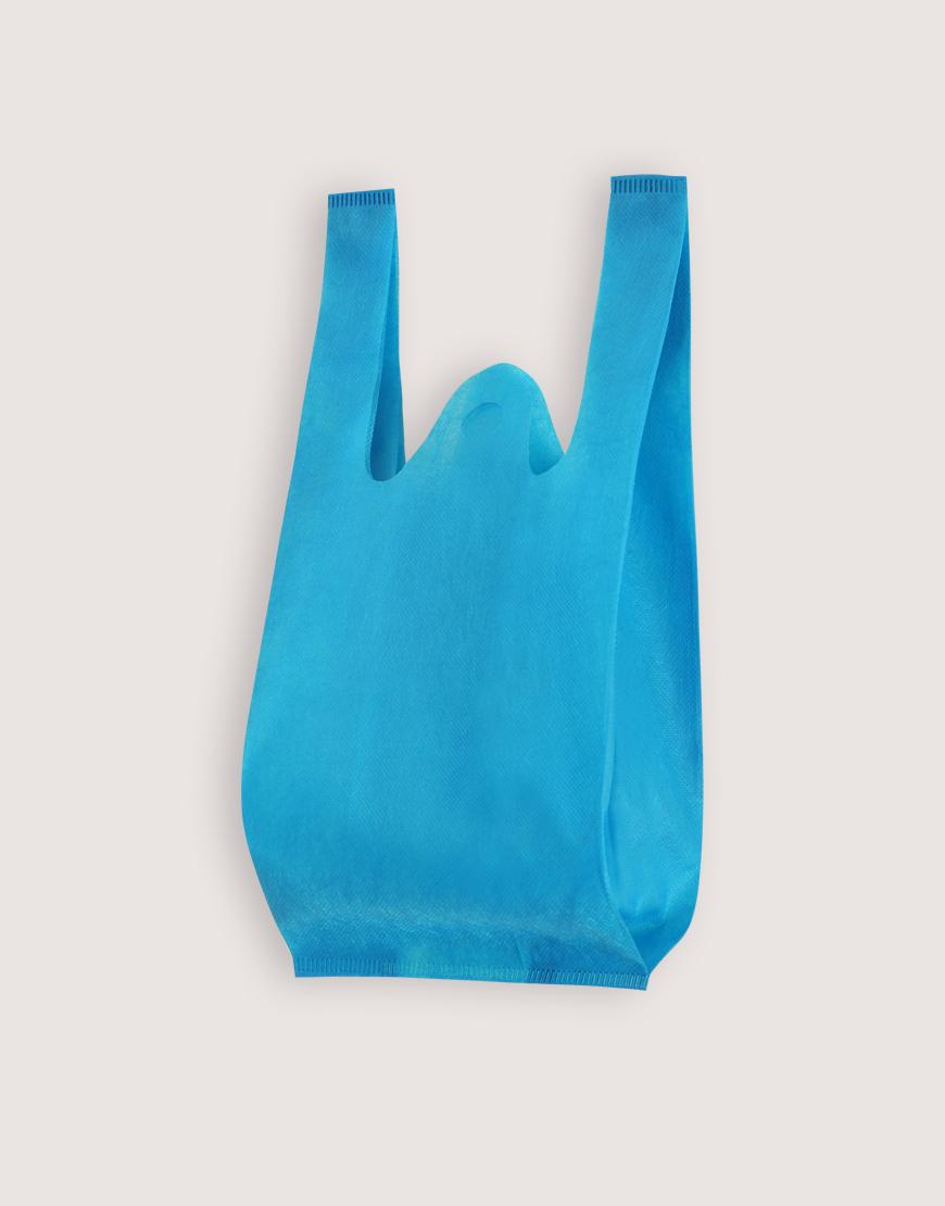 不織布背心袋 - XS號 - 1包50入 I 8色可選 I