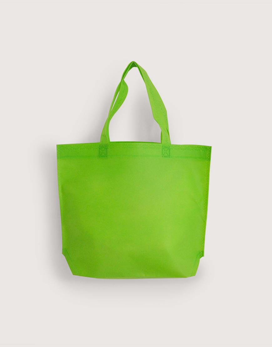 不織布有底無側橫式袋 - 小 - 6色