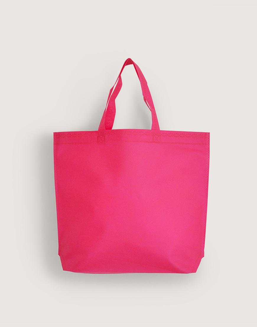不織布有底無側橫式袋 - 中 - 6色