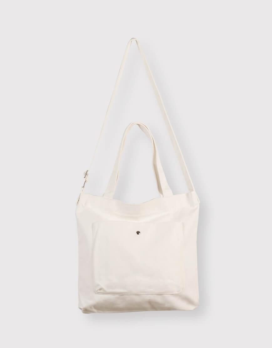 16安直式帆布兩用袋 兩色