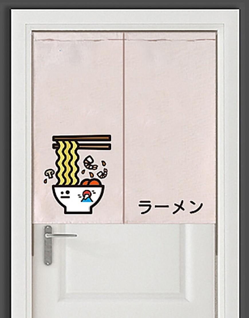 |預購款| 拉麵布簾 - ラーメン03