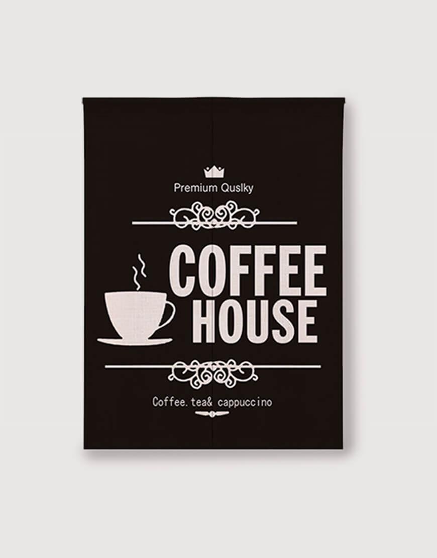 I 預購款 I COFFEE HOUSE布簾