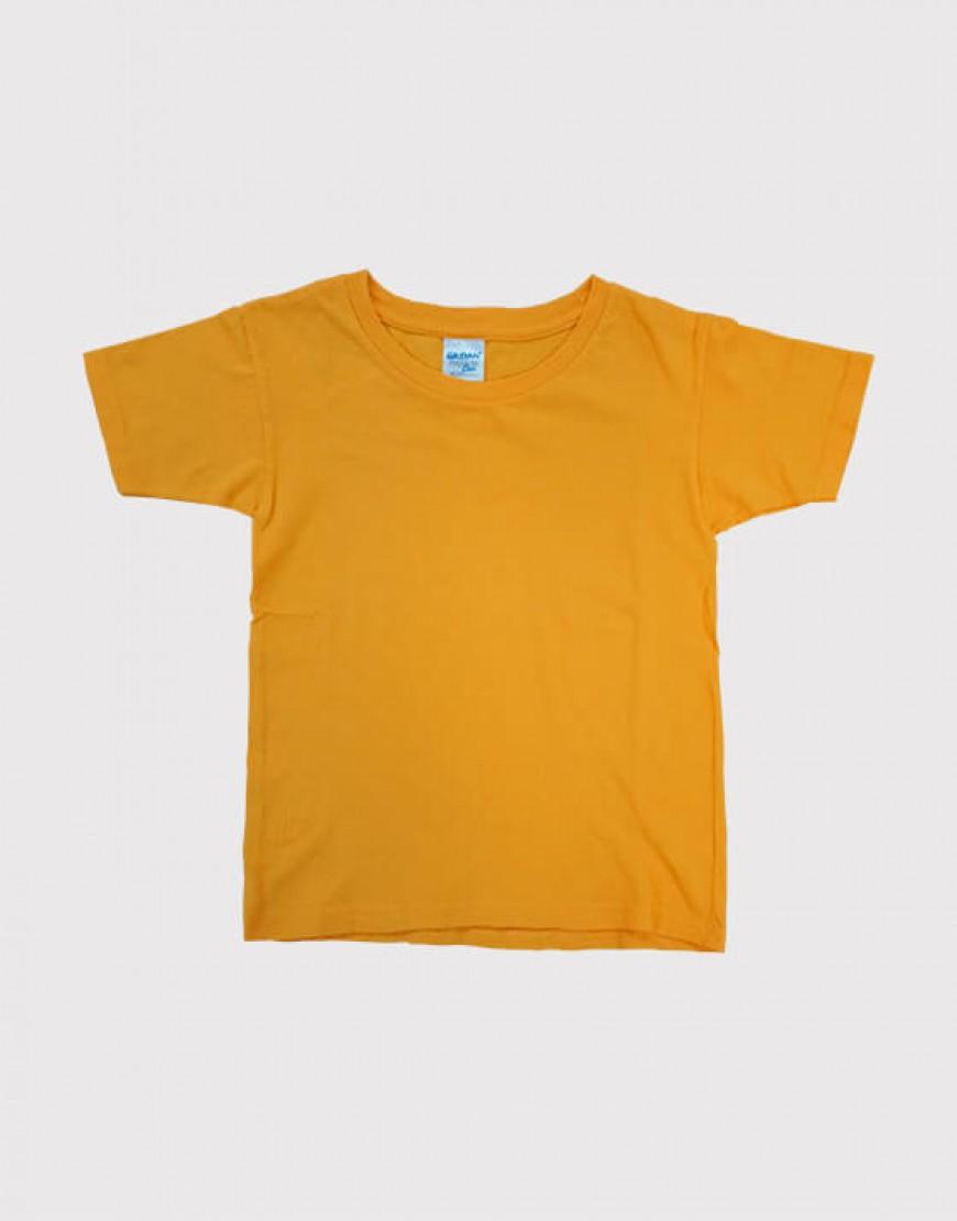 I 活動商品 I 兒童彩色T恤 - 12色