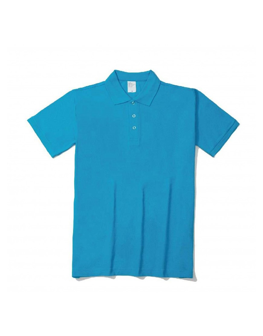 CVC短袖POLO衫 - 12色