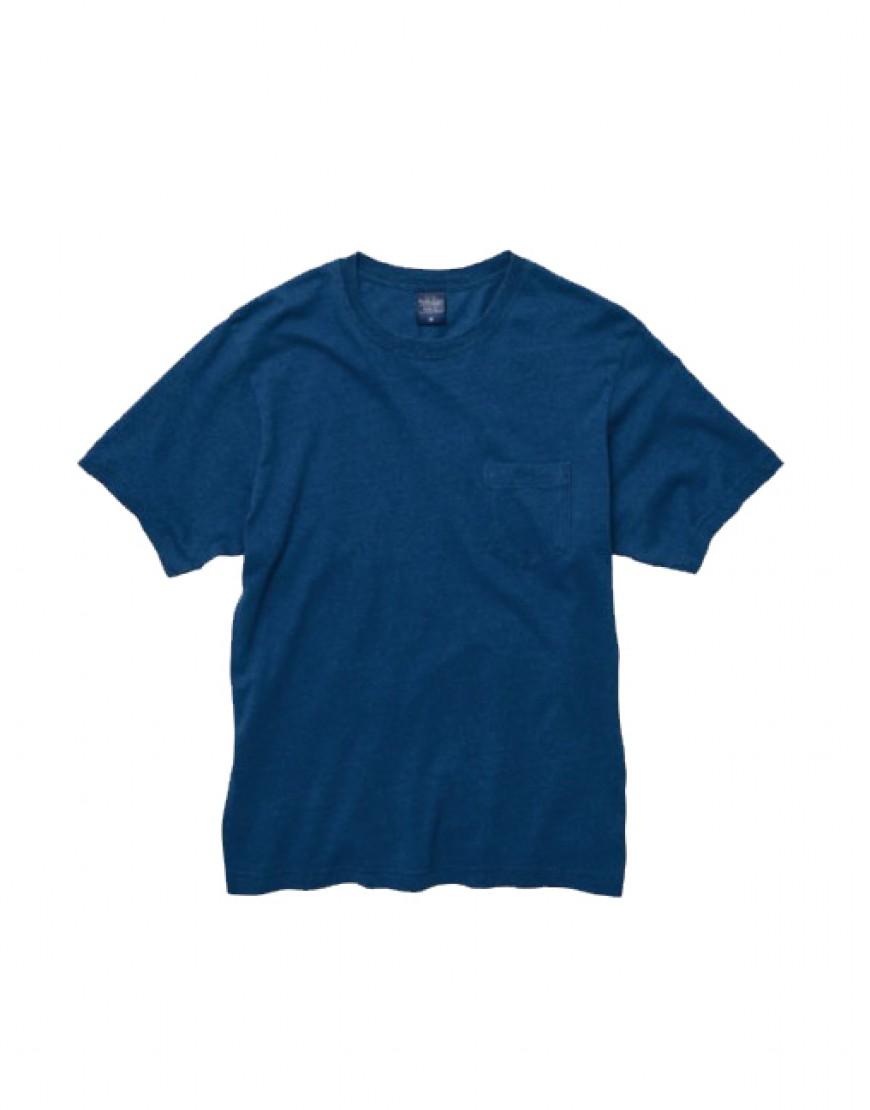 I 日本品牌 I 丹寧風口袋T恤 - 2色
