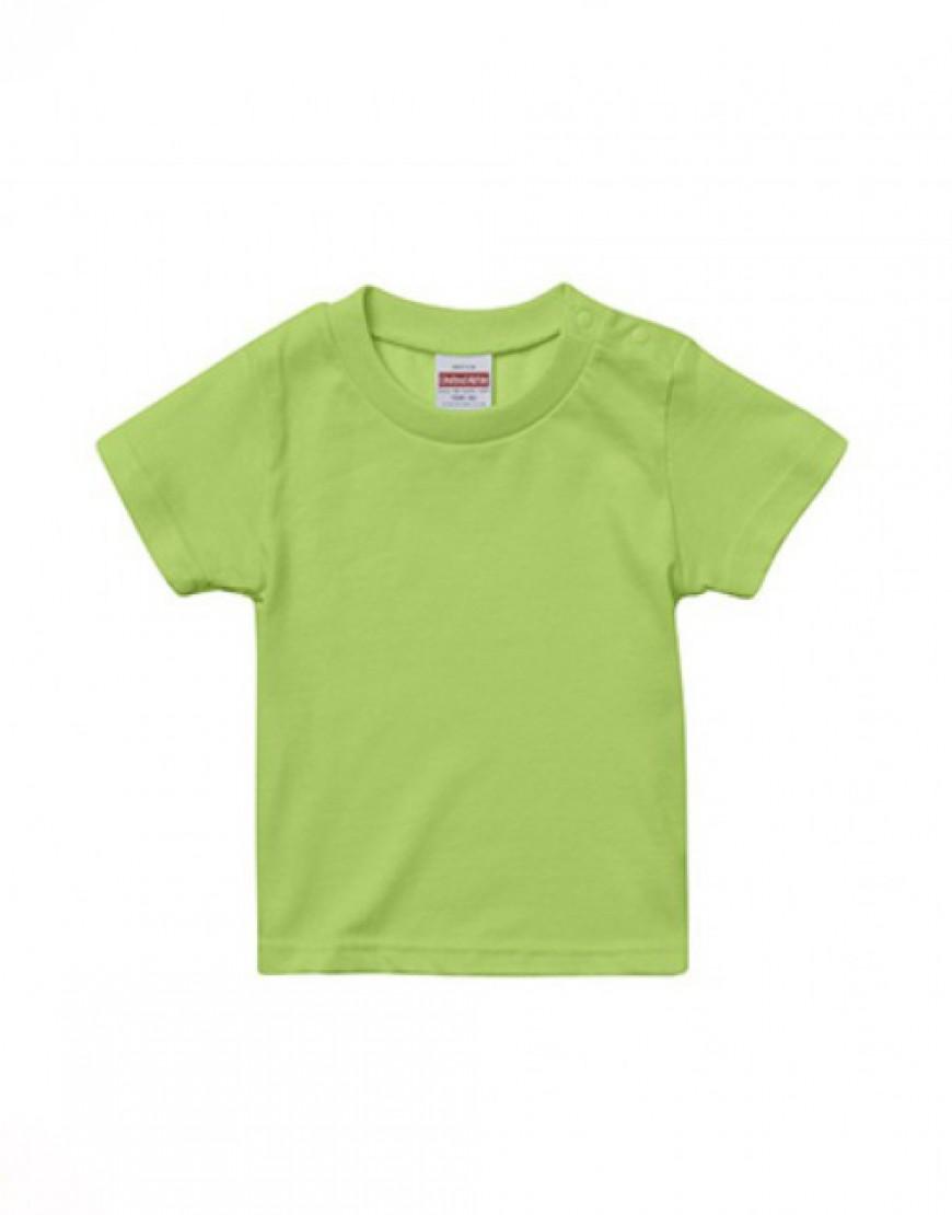 I 日本品牌 I 兒童短袖頂級棉柔5.6OZT恤 - 38色