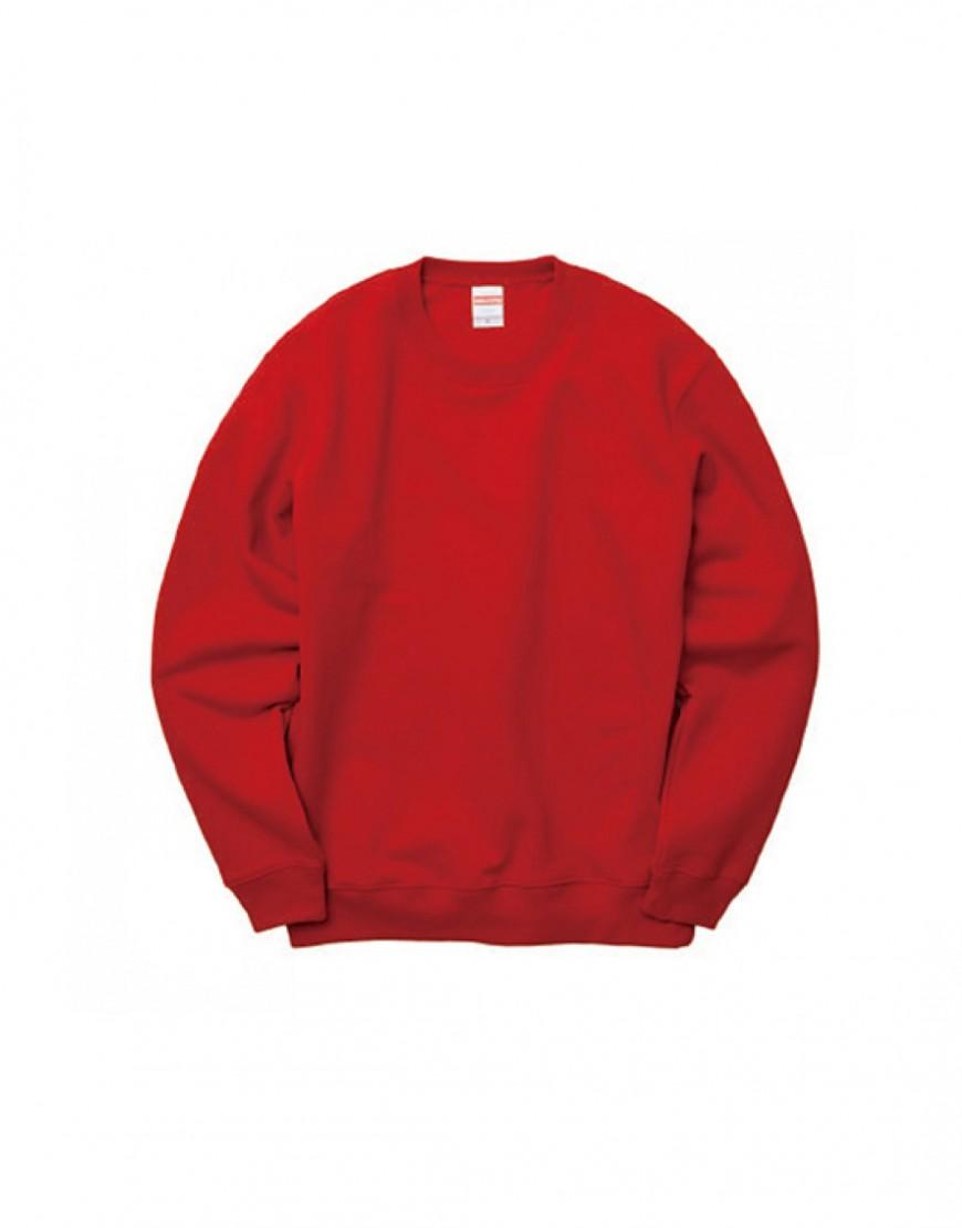 I日本品牌 I T/C圓領大學長袖T恤 - 7色